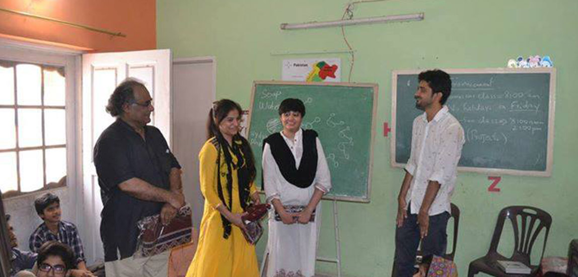 Renowned Educationists visited RETO Foundation