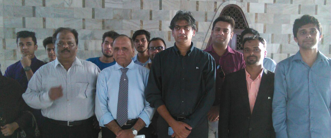 MoU signed with e-Sindh Project launched by Pakistan Institute of ICT for Development